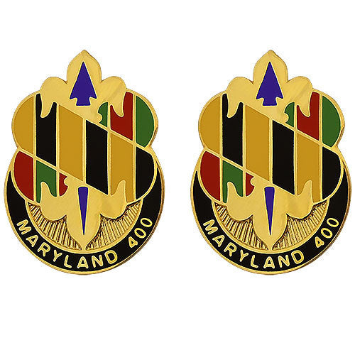 58th Infantry Brigade Combat Team Unit Crest (Maryland 400)