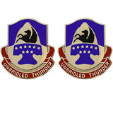 63rd Aviation Brigade Unit Crest (Unbridled Thunder)