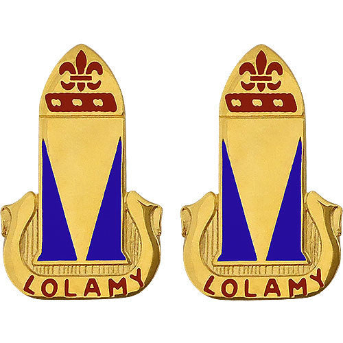 68th ADA (Air Defense Artillery) Unit Crest (Lolamy)