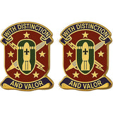 71st Ordnance Group Unit Crest (With Distinction and Valor)