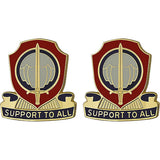 82nd Personnel Services Battalion Unit Crest (Support to All)