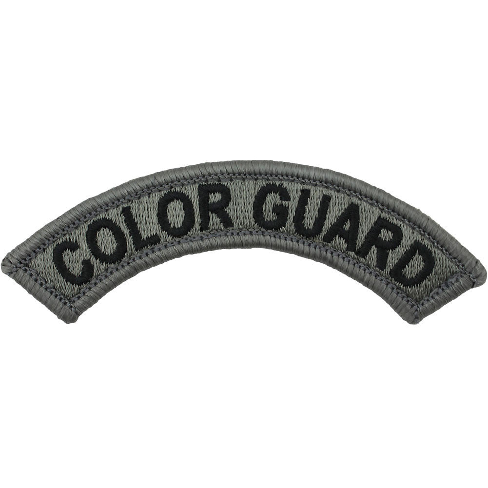 Color Guard ACU Tab