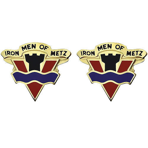 95th Training Division Unit Crest (Iron Men of Metz)