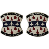 120th Infantry Brigade Unit Crest (Our Outfits in the Fight)