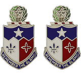 141st Infantry Regiment Unit Crest (Remember the Alamo)