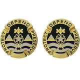 177th Military Police Brigade Unit Crest (Protect Defend Preserve)