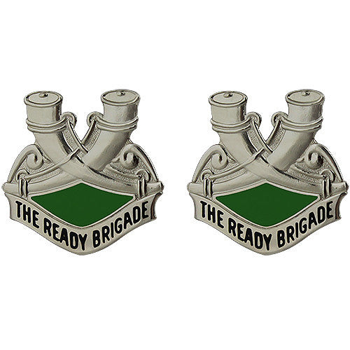 187th Infantry Brigade Unit Crest (The Ready Brigade)