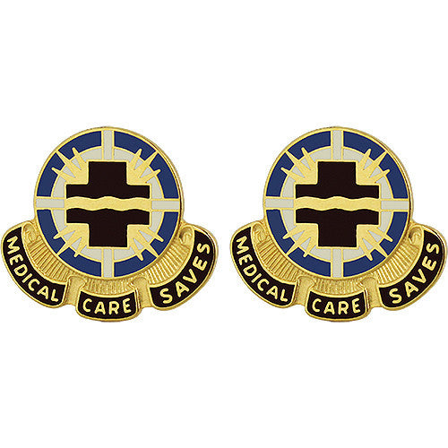 202nd Medical Group Unit Crest (Medical Care Saves)