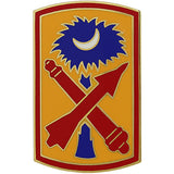 263rd ADA (Air Defense Artillery) Brigade Combat Service Identification Badge