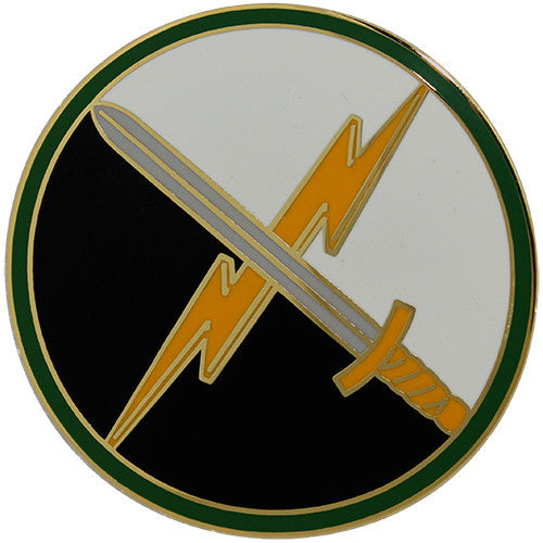 1st Information Operations Command Combat Service Identification Badge