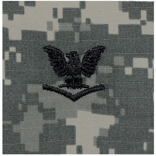 Navy ACU Sew-On Rank - E-4 Petty Officer 3rd Class