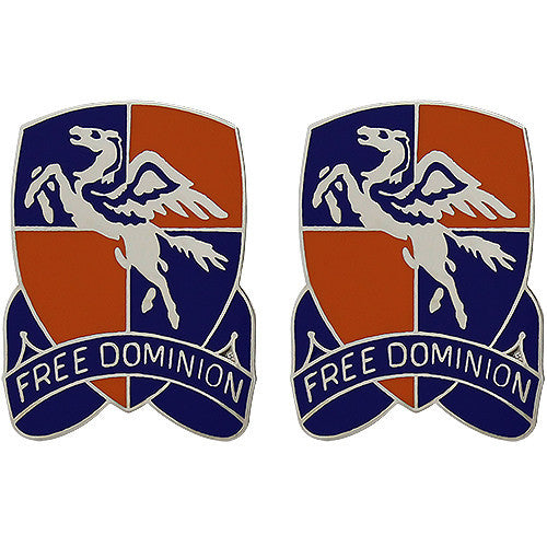 224th Aviation Regiment Unit Crest (Free Dominion)