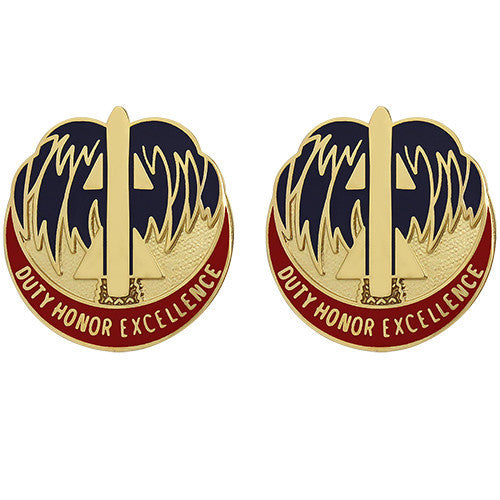 263rd ADA (Air Defense Artillery) Brigade Unit Crest (Duty Honor Excellence)