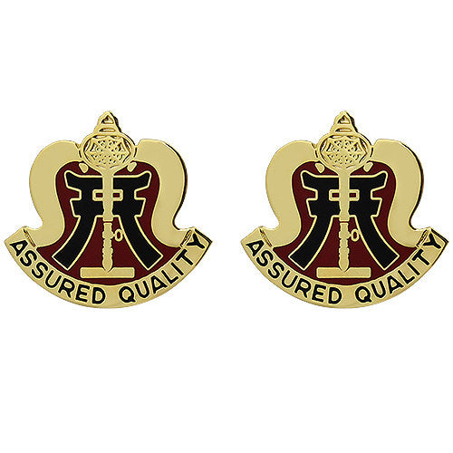 303rd Ordnance Battalion Unit Crest (Assured Quality)