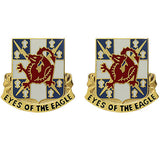 311th Military Intelligence Battalion Unit Crest (Eyes of the Eagle)