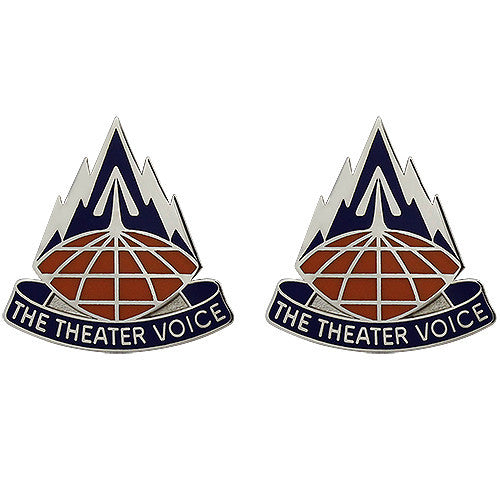 311th Signal Command Unit Crest (The Theater Voice)