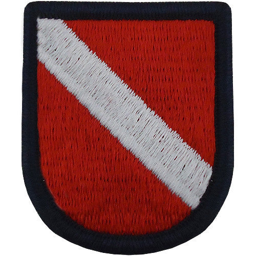 82nd Personnel Services Battalion Beret Flash