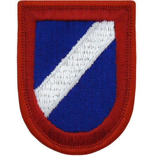 82nd Support Battalion Beret Flash