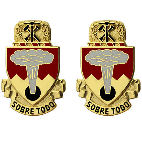 421st Regiment Unit Crest (Sobre Todo)