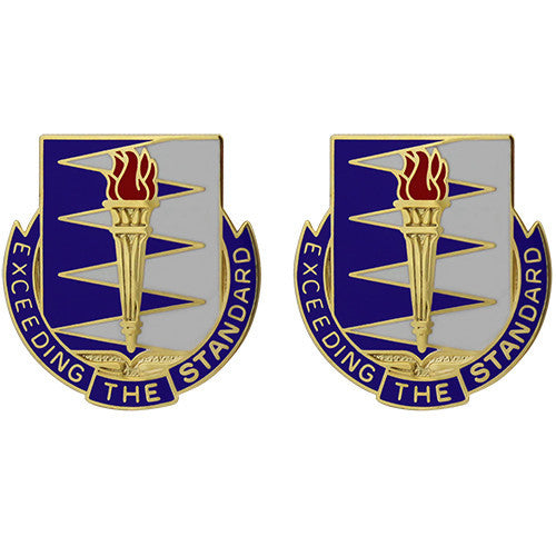 426th Civil Affairs Battalion Unit Crest (Exceeding the Standard)