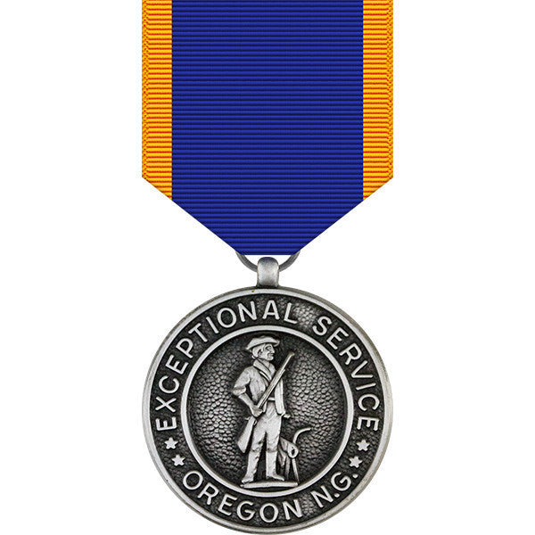 Oregon National Guard Exceptional Service Medal