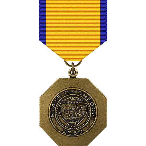 Oregon National Guard Meritorious Service Medal