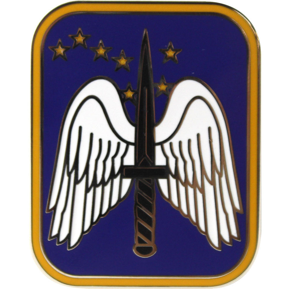 16th Aviation Brigade Combat Service Identification Badge