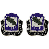 486th Civil Affairs Battalion Unit Crest (Force Multiplier)