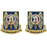 501st Aviation Battalion Unit Crest (The Warding Eye)