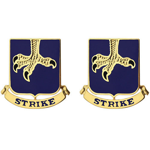502nd Infantry Regiment Unit Crest (Strike)