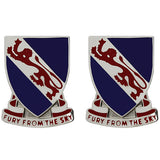 508th Infantry Regiment Unit Crest (Fury From the Sky)