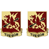 562nd ADA (Air Defense Artillery) Brigade Unit Crest (Tuebor)