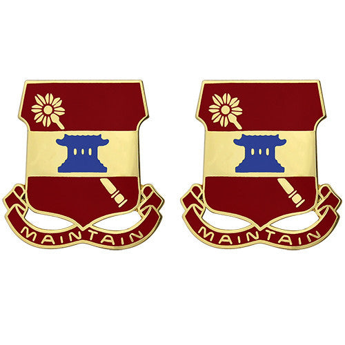 703rd Support Battalion Unit Crest (Maintain)