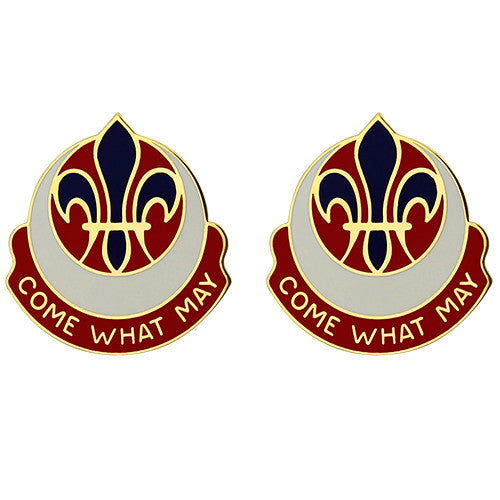 773rd Maintenance Battalion Unit Crest (Come What May)