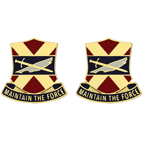 1146th Personnel Services Battalion Unit Crest (Maintain the Force)