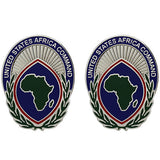 US Africa Command (US Army Element) Unit Crest (United States Africa Command)