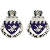 Civil Affairs School Unit Crest (Seal the Victory)