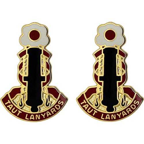 75th Fires Brigade Unit Crest (Taut Lanyards)