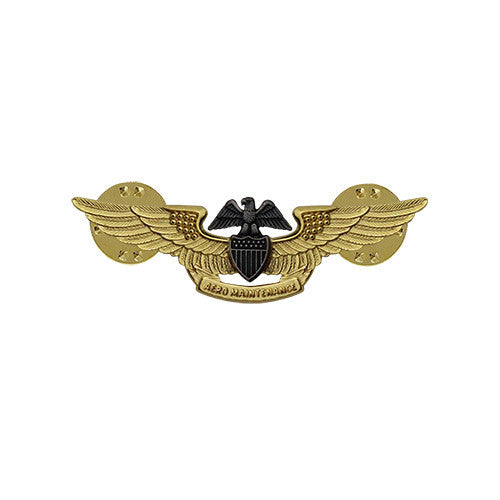 Navy Miniature Professional Aviation Maintenance Officer Insignia