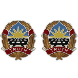 Operational Test and Evaluation Command Unit Crest (Truth)