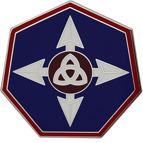 364th Sustainment Command Combat Service Identification Badge