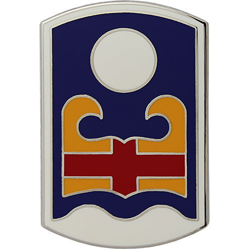 92nd Maneuver Enhancement Brigade Combat Service Identification Badge