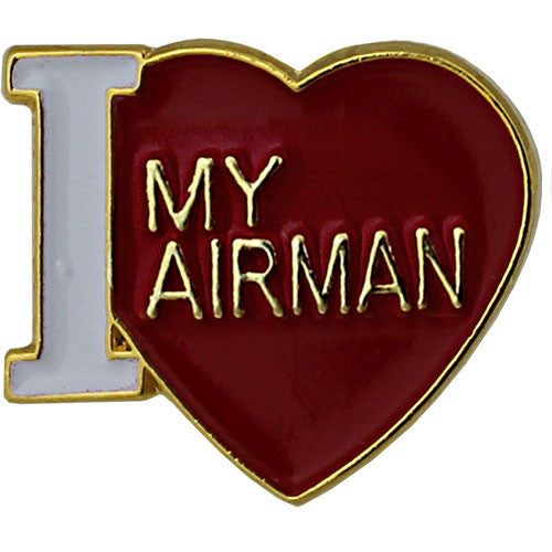 I Heart My Airman 5/8