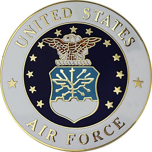 Air Force Crest 3/4