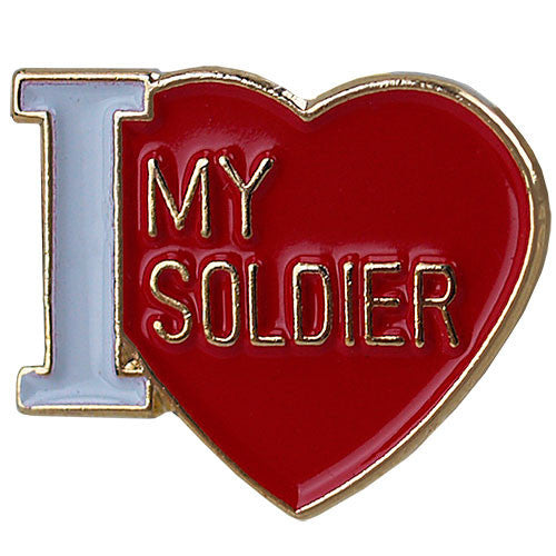 I Heart My Solider 5/8
