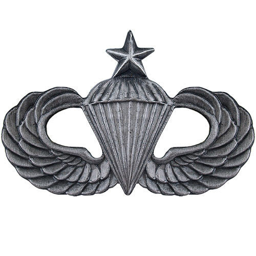 Senior Parachute Badge 1 1/4