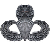 Master Parachute Badge 1 1/4