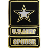 Army Spouse with Star Logo 1