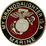 My Granddaughter is a Marine 1