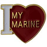 I Heart My Marine 5/8